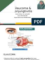 Glaukoma dan Konjungtivitis