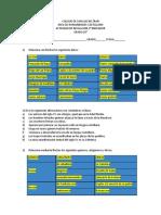 ACTIVIDAD DE NIVELACIÓN 2° INDICADOR 10° PRIMER PERIODO