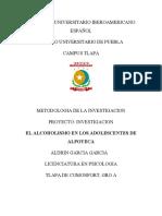 EL ALCOHOLISMO EN LOS ADOLESCENTES DE ALPOYECA (Autoguardado)