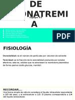 CORRECIÓN DE HIPONATREMIA
