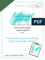 COMPILADO DE CHECKLIST DE RIESGOS DE TRABAJO.pdf