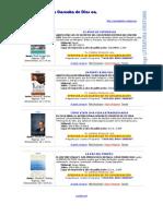 Catalogo Literatura Cristiana Seleccionada Al 20dic2010