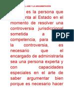 EL JUEZ Y LA ARGUMENTACIÓN.docx
