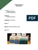 Edulcorantes Naturales y Artificiales
