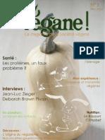Végane! Le magazine de la société végane de France