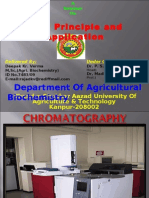 Gas Liquid Chromotography by Deepak Kr. Verma