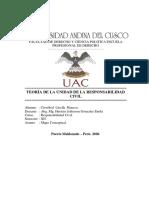 CRISTOBAL LLOCLLE HANCCO-MAPA-CONCEPTUAL-de-la-lectura -ALGUNOS ALCANCES DE LA EVOLUCION DE RESPONSABILIDAD CIVIL.