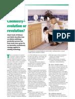 Artigo Evolution Revolution
