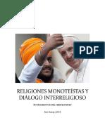 Diálogo Entre Religiones Oficial