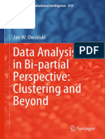 (Studies in Computational Intelligence 818) Jan W. Owsiński - Data Analysis in Bi-partial Perspective_ Clustering and Beyond-Springer International Publishing (2020).pdf
