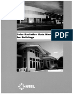 Solar Radiation Data Manual for Buildings