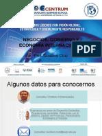 Negocios, Gobierno y Economia Internacional - Sesiones 1, 2