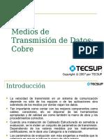 U12 Medios de Transmisión de Datos - Cobre (Falta MC)