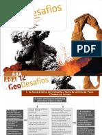 Dinâmica da litosfera e grandes estruturas geológicas
