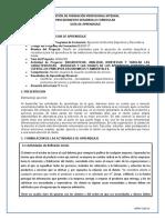 GUIA Nº 1 TECNICO EN EJECUCION DE EVENTOS DEPORTIVOS Y RECREATIVOS