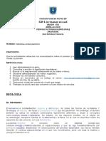 G#4   SEXTO-1   EL UNIVERSO, ORIGEN TRABAJO  EN CASA (2) quimica