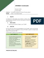 INFORME N°5 El principio de oralidad en el NUEVO PROCESO LABORAL.docx