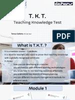 TKT Saturday 1 - handout