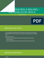 KEMAHIRAN BOLA BALING – Menggelecek Bola - Chong Kee, Darrel.pptx