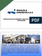 BROCHURE ROCALES Y CONCRETOS OCT 24 2014
