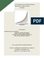 INFORME  PRACTICA DE VERTEDEROS DE PARED DELGADA-HSAP+30
