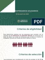 Instrucciones para ser empresario solidario con AMLO