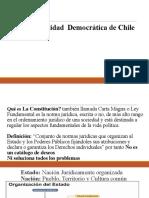 Institucionalidad Democrática