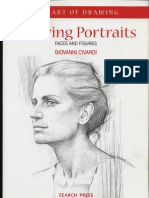Drawing Portraits. Faces and Figures