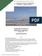 As Bordas do Tempo 2 Repetição e diferença. A lagoa do peixe _ Fernando Fuão.pdf