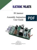 IR Jammer Infrared Remote Control Jammer v1.0.2