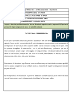 ELECCIÓN DE UN PROBLEMA ETICO ACTIVIDAD 3