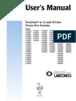LABCONCO 7934040 USER-SERVICE MANUAL.pdf