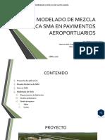 Modelado pav aeroportuarios
