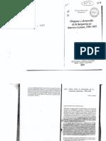 Ansaldi Waldo - Notas Sobre La Formacion de La Burguesia Argentina