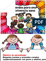 CONVIVENCIA SANA 2019