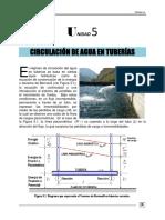 UNIDAD 5. Circulacion de agua en tuberias.pdf