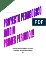 PLAN DE AULA JARDIN