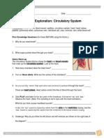 CirculatorySystem Gizmo