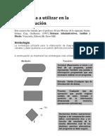 31655242Simbología a utilizar en la flujogramación