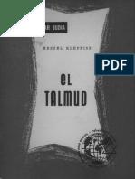 Klepfisz Heszel, El talmud Historia y Trascendencia .pdf