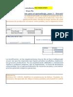 Ejercicio práctico. aplicacion Paso 3 - Discusión al interior del grupo - RAUL APONTE
