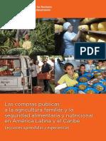 FAO. compras publicas experiencias