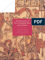 Archaeometry of Pre-Columbian Sites and Artifacts (UCLA Institute of Archaeology)