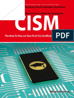 2010   CISM   The How To Pass on Your First Try Certification Study Guide.pdf