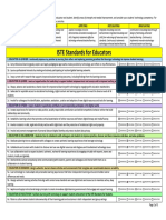 iste standards for educators and students