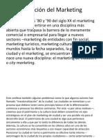 Definiciones Marketing