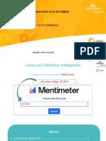 presentacion plataformas digitales