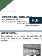 AULA - luminotécnica 1
