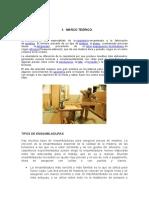 INFORME DE LABORATORIO MADERAS