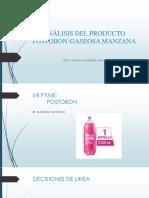 ANÁLISIS DEL PRODUCTO-YURANI